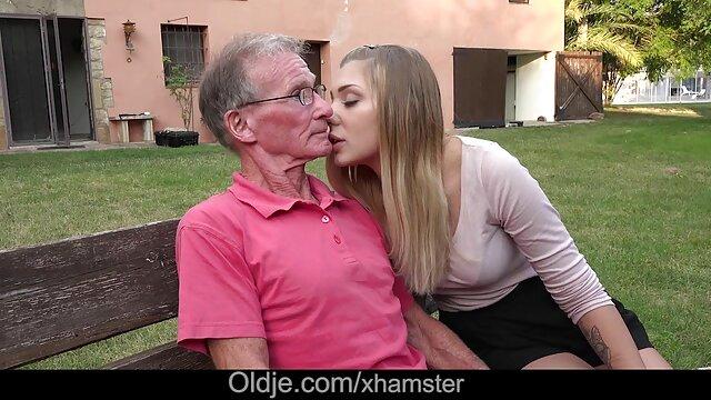 HOMBRES videos de porno por el ano VIEJOS-132